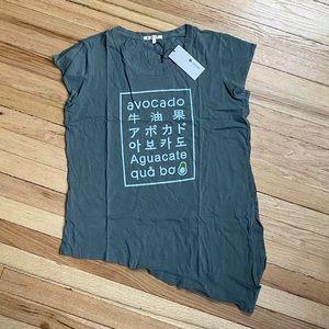 NWT Avocado-brand t-shirt